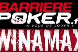 Winamax menacé par Barrière Poker ?