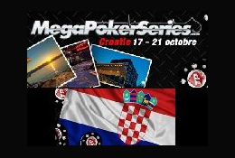 Qualifiez-vous au Mega Poker Series en Croatie avec Turbo Poker