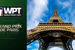 Coup d�envoi du World Poker Tour Paris 2012 !